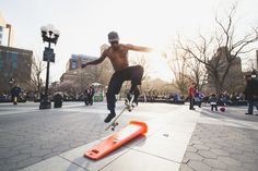 one by one improvement by improvement - Skateboard Design Ideas