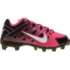Nike Girls' Hyperdiamond Keystone Softball Cleats *** Learn more by visiting the image link. Girls Softball Cleats, Softball Shoes, Fastpitch Softball, Baseball Cleats, Softball Mom, Softball Pitching, Softball Stuff, Soccer, Baseball Bases