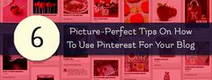 6 Picture-perfect Tips On How To Use Pinterest For Your Blog. People love pinning on Pinterest picture yourself bringing in the big traffic numbers with help from this photogenic social media site. Communication Design, Social Media Site, Being Used, Online Marketing, Numbers, Big, People, Pictures, Photo Illustration