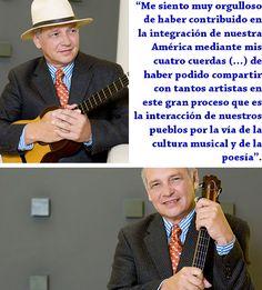 Hernán Gamboa, el cuatro de Venezuela   VeinteMundos Magazines - Venezuela music