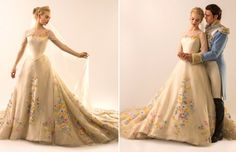 Disney's Cinderella Wedding Dress