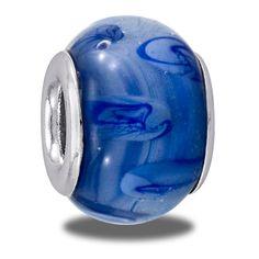 DaVinci Beads Art Glass Night Sky Jewelry