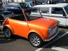 1971 Mini 'Shorty'