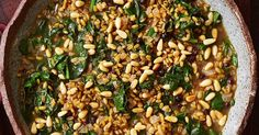 Freekeh is a variety of green wheat. Low GI, low carb and high in fibre, it's a great ingredient to use to help manage diabetes but is delicious too so anyone will enjoy it.