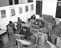 Harlem Community Art Center - Wikipedia
