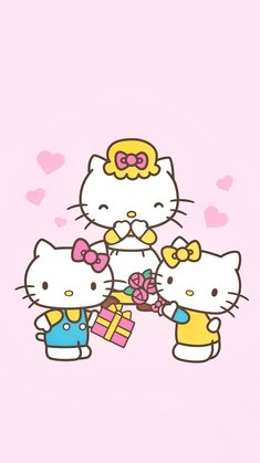 Twin Sisters, Sanrio, Hello Kitty, Snoopy, Friends, Birthday, Fictional Characters, Paper, Boyfriends