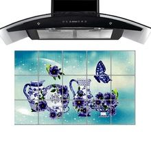 75 cm * 45 cm kitchen decor mural sticker adhesivo porcelana TL270(China (Mainland))