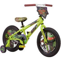 "16"" TMNT Boys' Bike - Walmart.com paxton"