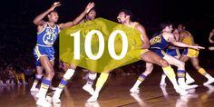 Wilt 100 point