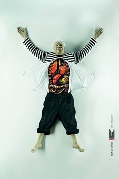 Artist Anatomy - Pablo Picasso #DDBBrazil #pabloPicasso