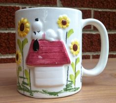 Hey, I found this really awesome Etsy listing at https://www.etsy.com/listing/197929018/charles-schulz-snoopy-coffee-mug