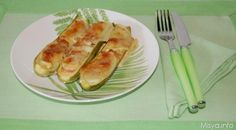 Zucchine ripiene, scopri la ricetta: http://www.misya.info/2011/06/17/zucchine-ripiene.htm