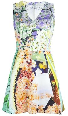 Mary Katrantzou Balalaika Dress