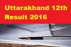 Uttarakhand Board 12th Result 2016,@uaresults.nic.in, UBSE 12th Class Results 2016 Date, UK +2 Results Arts/Science/Commerce name wise at uaresults.nic.in.