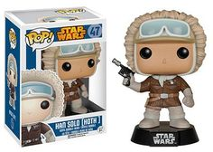 Awesome Funko Pop! Star Wars - Han Solo Hoth Outfit
