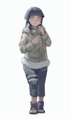 Why can't Naruto realize Hinata sooner. Hinata Hyuga, Naruto Uzumaki, Boruto, Anime Naruto, Kakashi Itachi, Naruto Art, Gaara, Manga Anime, Naruto Girls