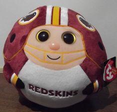 bd4c5ab6a55 Details about Denver Broncos NFL Ball Beanie Ballz 5