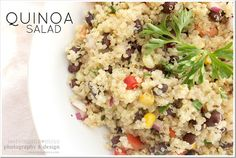 15 great Quinoa Recipes » The V Spot