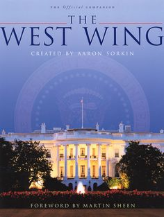 west wing...possibly watch on Netflix