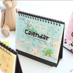 Cute Desk Calendar 28 Inch Desk