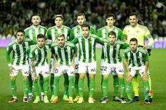 Equipos de fútbol: BETIS contra Real Sociedad 03/03/2017