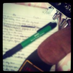 Songwriting.