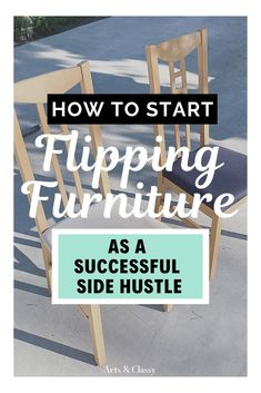 How to Start a Side Hustle Business Flipping Furniture for Profit! Based on over 7 years of experience with DIY and furniture makeovers. It's not hard to get started with a furniture makeover business. Cheap Furniture Makeover, Diy Furniture Renovation, Diy Furniture Easy, Diy Furniture Projects, Upcycled Furniture, Refurbished Furniture, Furniture Redo, Painting Furniture, Recycling Furniture