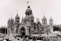 favorite? idk. but...Sioux City Corn Palace of 1890. I guess sioux city used to be pretty sweet