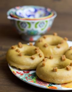 Objetivo: Cupcake Perfecto.: Obsesión Donuts Modo: ON (Donuts de caramelo)