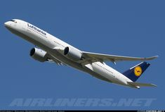 Airbus A350-941 - Lufthansa | Aviation Photo #5003891 | Airliners.net