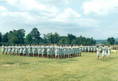WOMEN'S ARMY CORPS BAND :Caissons- Fort McClellan Wac center and school Women's Army Corps, Army Post, Army Day, Army Veteran, United States Army, Water Supply, Vietnam War, World War Ii, Troops