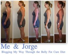 Me and Jorge: Belly Fat Cure Diet: Happy Hormones Slim Belly by Jorge Cruise