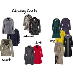 Choosing Coats by imogenl on Polyvore featuring Miu Miu, Aquascutum, Windsmoor, French Connection, Aéropostale, H&M, Betty Jackson, Vivienne Westwood Anglomania, Marc by Marc Jacobs and Sonia by Sonia Rykiel
