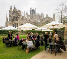 The Almonry Restaurant Ely Cathedral, Places To Eat, Gods Love, Worship, Dolores Park, Travel, Image, Viajes, Love Of God