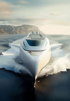 Super Yacht EUPHORIA Design Concept on Behance..How amazing does this #superyacht look?