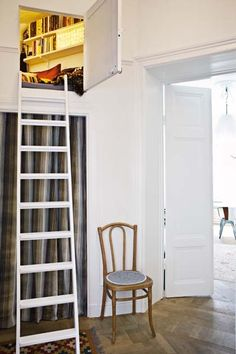 A wonderful way to make use of space with this hide away • 23 Magical Secret Rooms