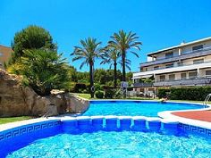 LUXURY APARTMENT WITH TROPICAL SWIMMING POOL & GARDENS S307-132 CAP SALOU VILLA   Holiday Rental in Salou from @HomeAwayUK #holiday #rental #travel #homeaway Luxury Apartments, Vacation Apartments, 3 Bedroom Apartment, Home And Away, Playground, Swimming Pools, Villa, Cap, Outdoor Decor