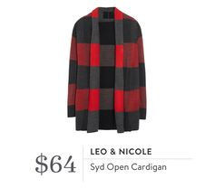 Leo & Nicole Syd Open Cardigan. I love Stitch Fix! A personalized styling service and it's amazing!! Simply fill out a style profile with sizing and preferences. Then your very own stylist selects 5 pieces to send to you to try out at home. Keep what you love and return what you don't. Only a $20 fee which is also applied to anything you keep. Plus, if you keep all 5 pieces you get 25% off! Free shipping both ways. Schedule your first fix using the link below! #stitchfix @stitchfix…