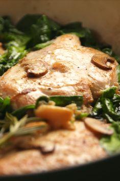 Olive Garden Garlic Rosemary ChickenDelish