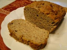 banana chocolate chip bread - wheat belly blog