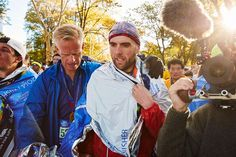Despite loss of his eyesight, Simon Wheatcroft wants to complete more marathons and ultras - Runner's World