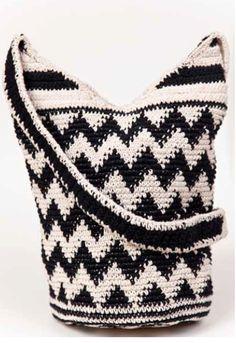 Crochet Beach Bag