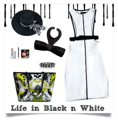 """life in b&w"" by alaksmi08 on Polyvore"
