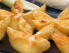 Easy Recipes to Do: Baked Crab Rangoon