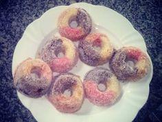 Docinho Salva Vidas Doughnut, Muffin, Pasta, Breakfast, Desserts, Food, Internet, Salve Recipes, Delicious Recipes