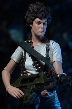 NECA - Alien – 7″ Scale Action Figure Ripley – Series 5