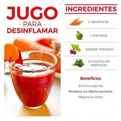 This Content To Suit Your Needs If You Enjoy detox weightloss Don't Ignore These Tips Jugo saludable Healthy Juices, Healthy Drinks, Detox Juices, Healthy Detox, Healthy Smoothies, Detox Recipes, Healthy Recipes, Juice Recipes, Juicing Recipes For Energy