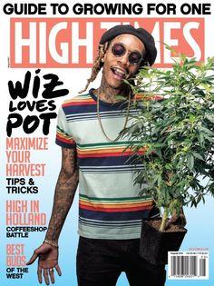 High Times PDF MaGaZiNe August 2016 medical marijuana cannabis PDF