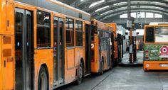Dossier FILT-CGIL: Napoli, autobus e treni vecchi di 20 anni, 1 su 3 è da rottamare