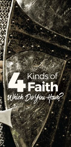 Faith: Four Types of Faith, Which Do You Have? Homeschool Curriculum, Homeschooling, Types Of Faith, Walk By Faith, Along The Way, Small Groups, Speakers, Walks, Authors